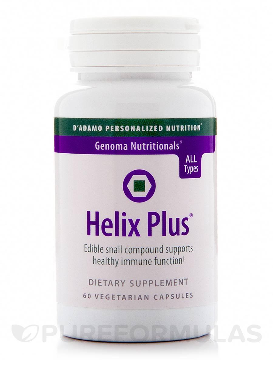 Helix Plus - 60 Vegetarian Capsules