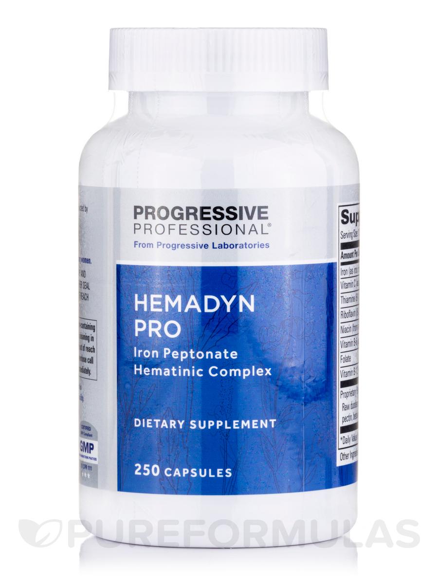 Hemadyn Pro™ - 250 Capsules