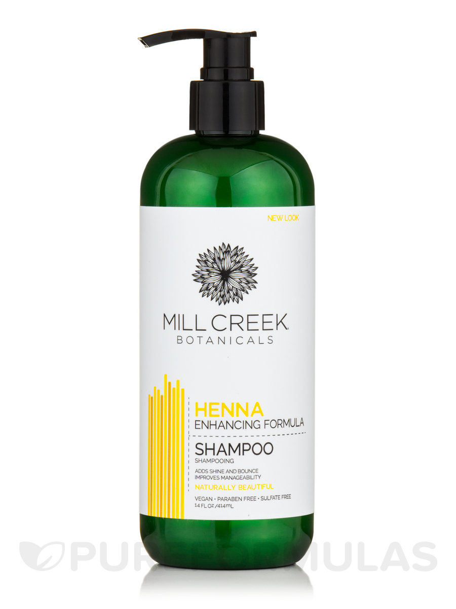 Henna Shampoo 14 Fl Oz 414 Ml