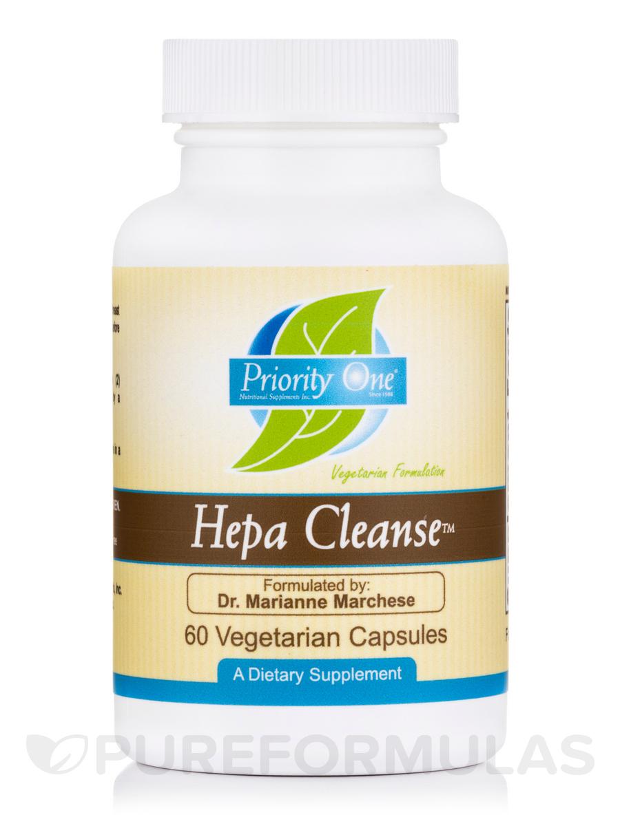 Hepa Cleanse™ - 60 Vegetarian Capsules