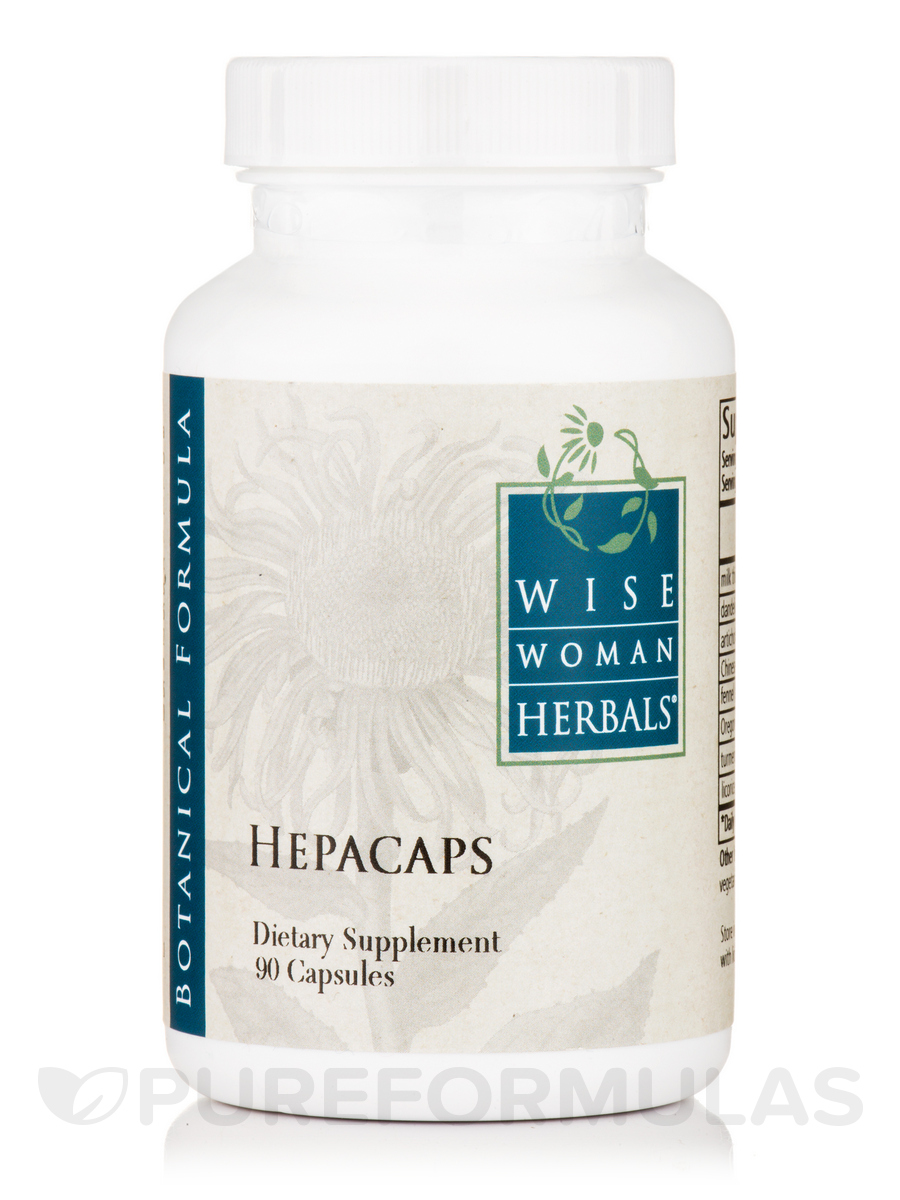 Hepacaps 550 mg - 90 Capsules