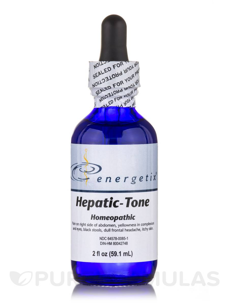 Hepatic-Tone - 2 fl. oz (59.1 ml)