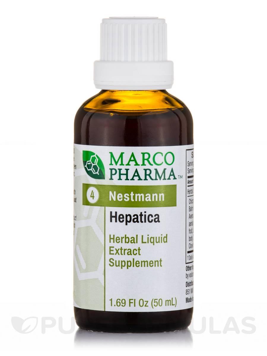 Hepatica - 1.69 fl. oz (50 ml)