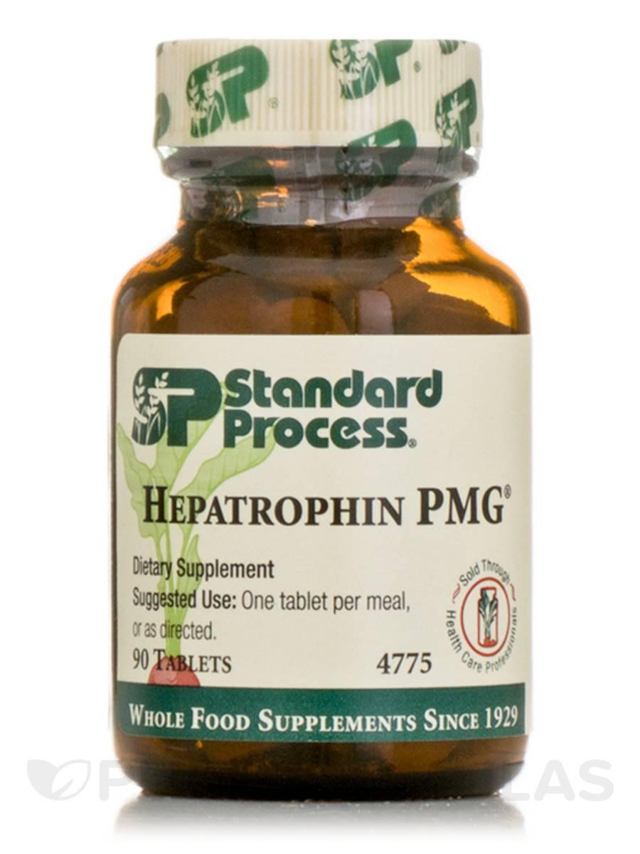 Hepatrophin PMG® - 90 Tablets