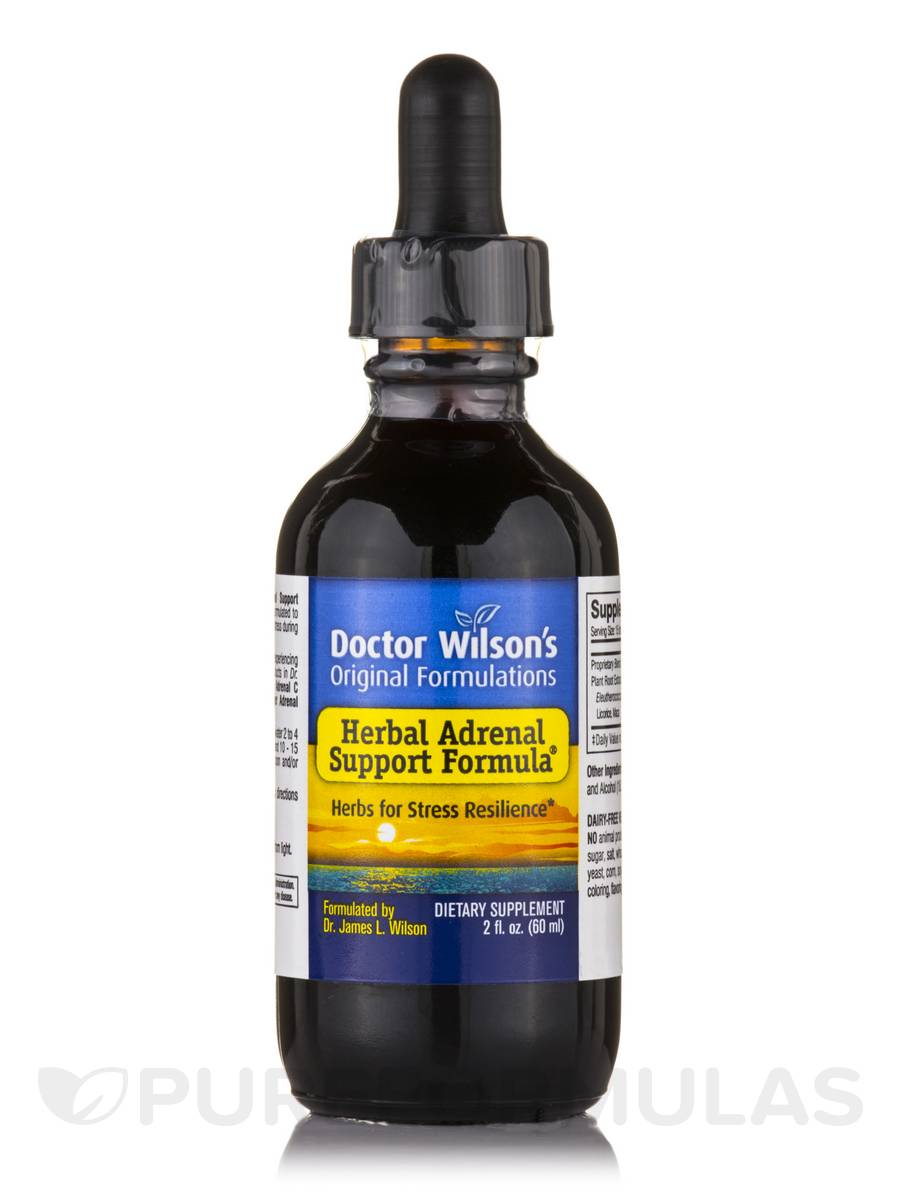 Herbal Adrenal Support Formula® - 2 fl. oz (60 ml)