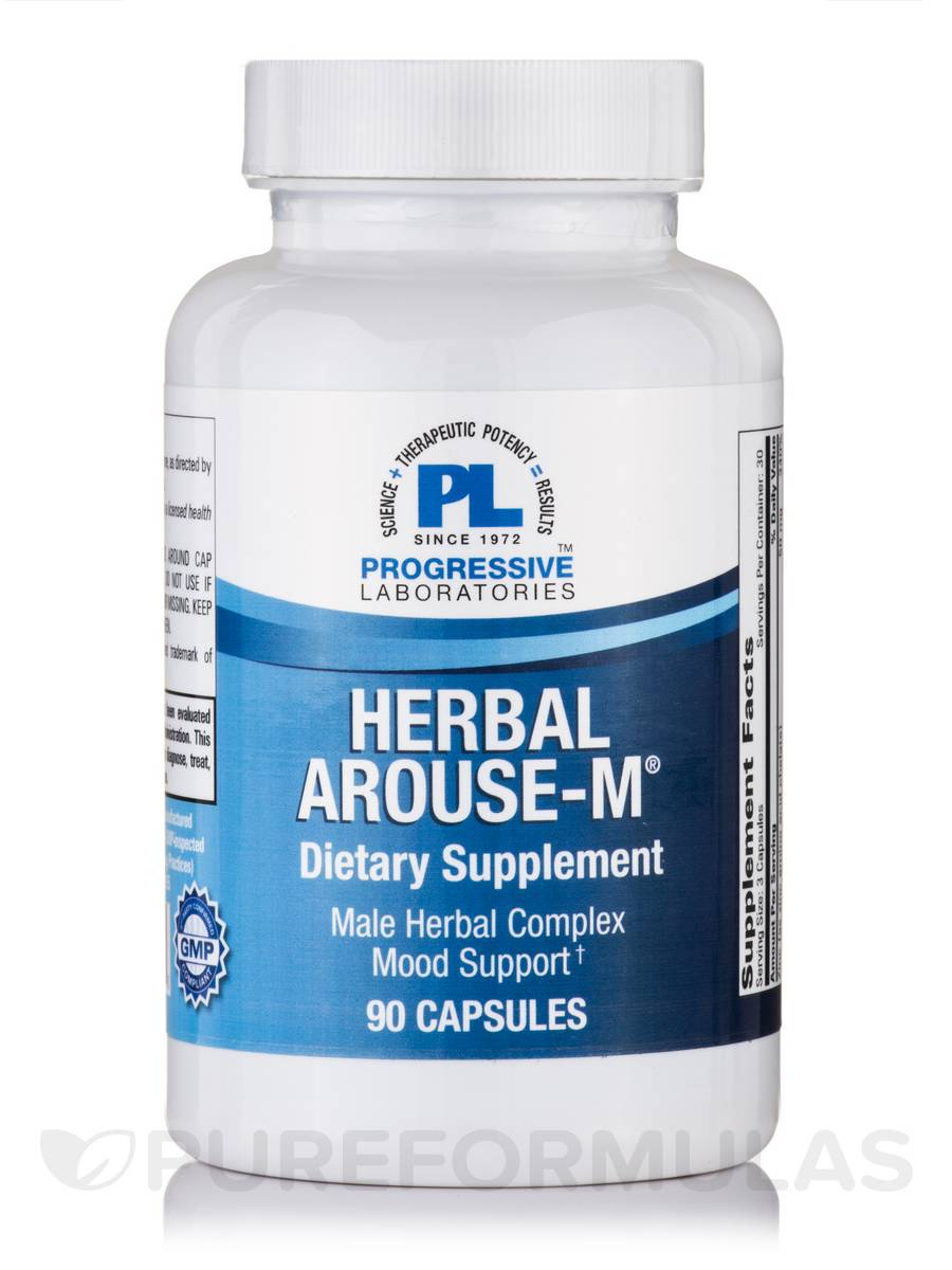 Herbal Arouse-M - 90 Capsules
