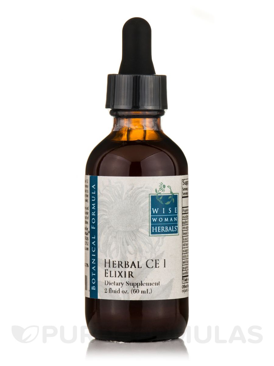Herbal CE I - 2 fl. oz (60 ml)