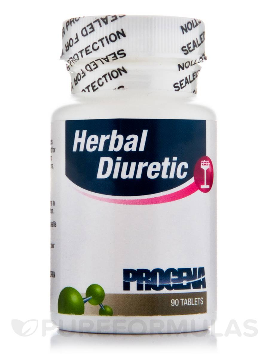 Herbal Diuretic - 90 Tablets