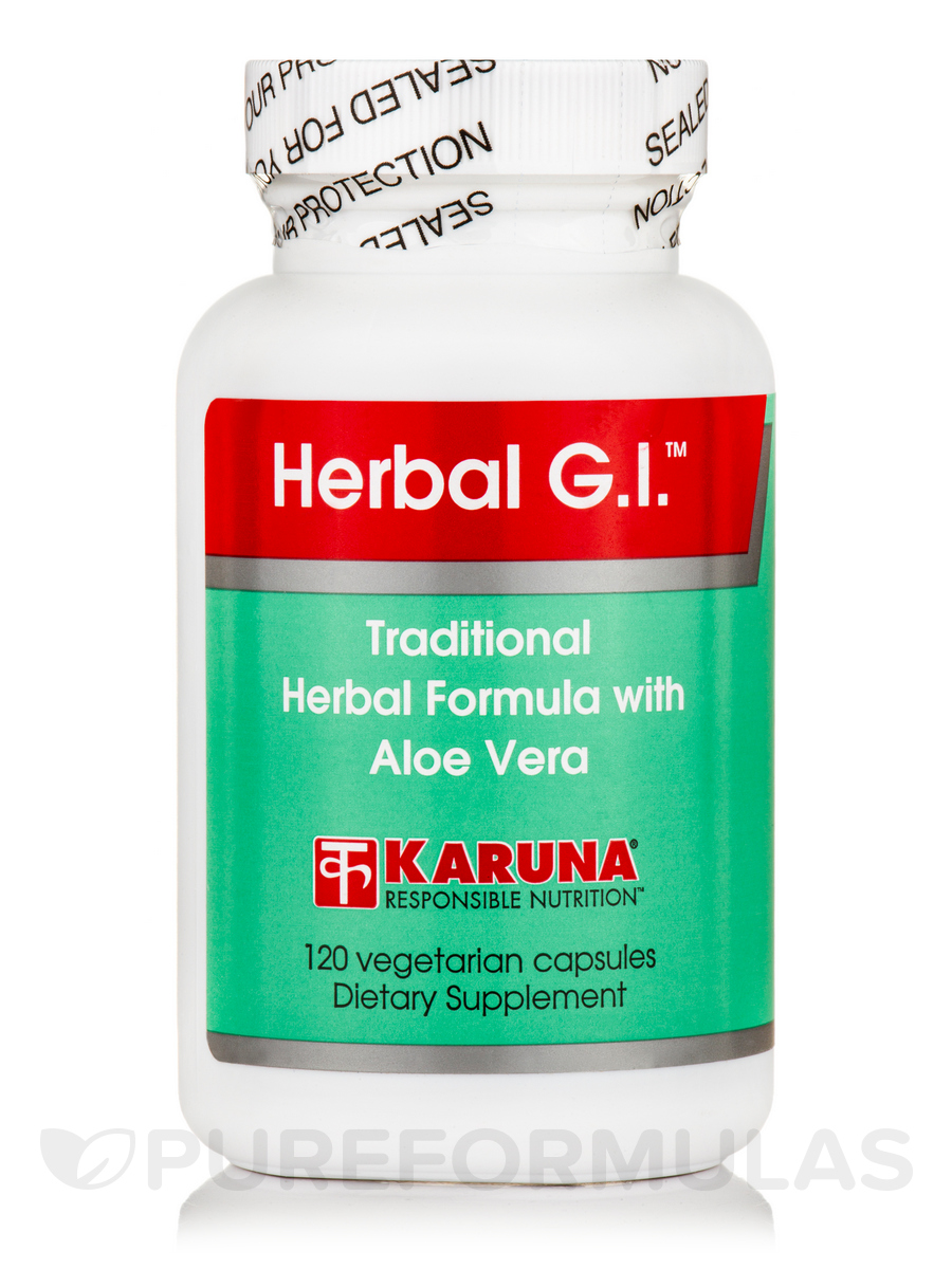 Herbal GI - 120 Tablets