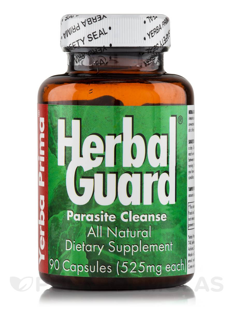 Herbal Guard Parasite Cleanse - 90 Capsules