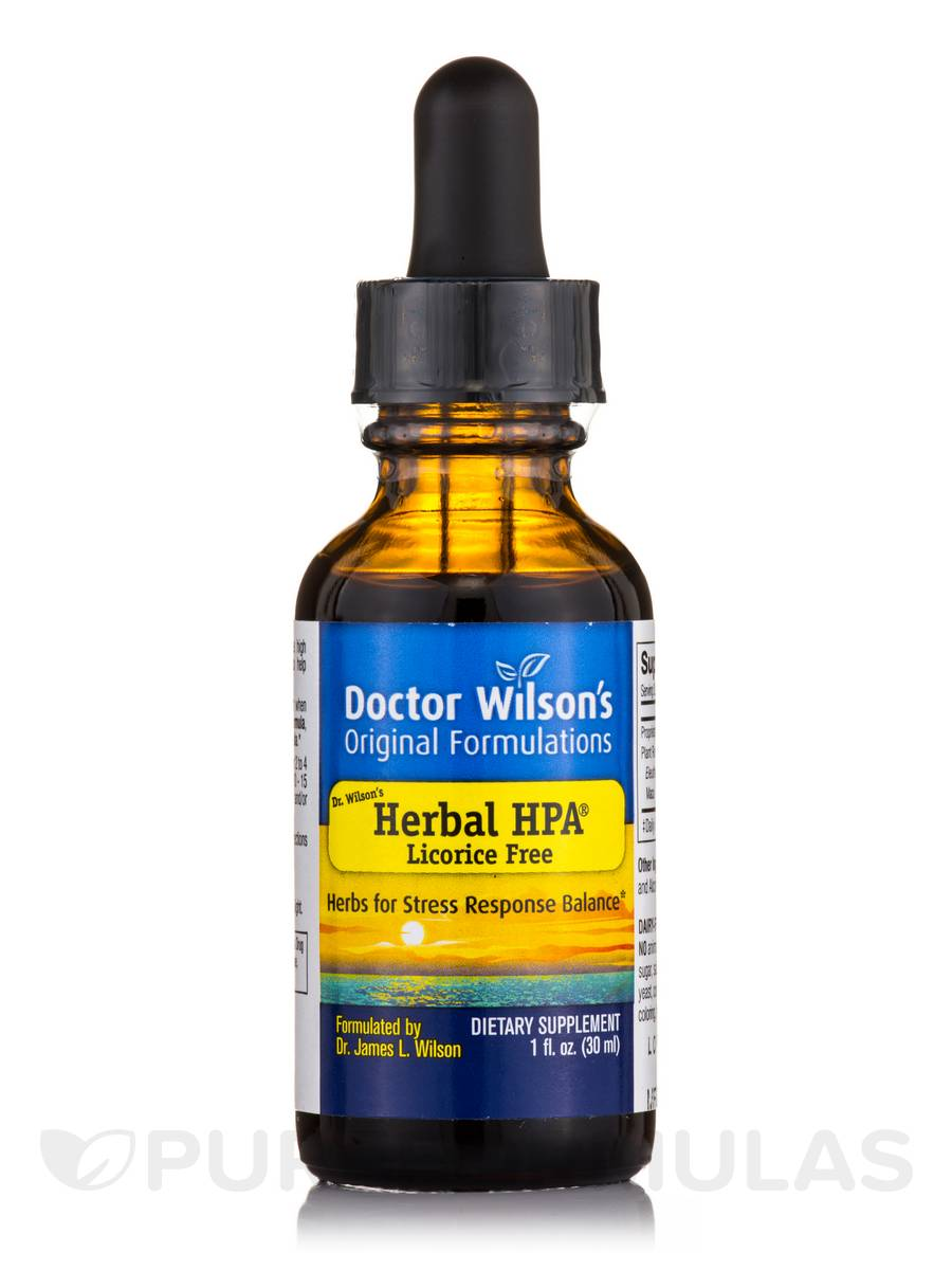 Herbal HPA® (Licorice Free) - 1 fl. oz (30 ml)