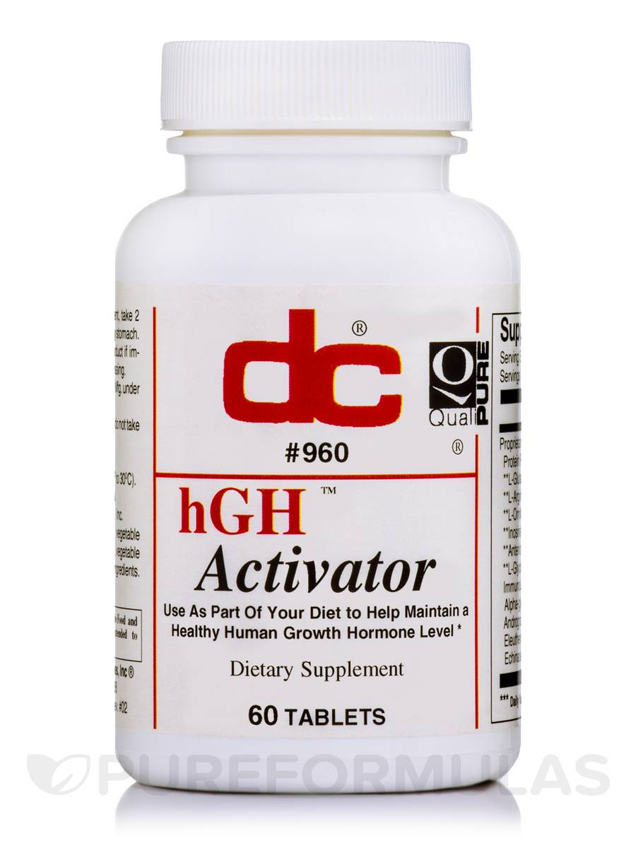 HGH Activator - 60 Tablets