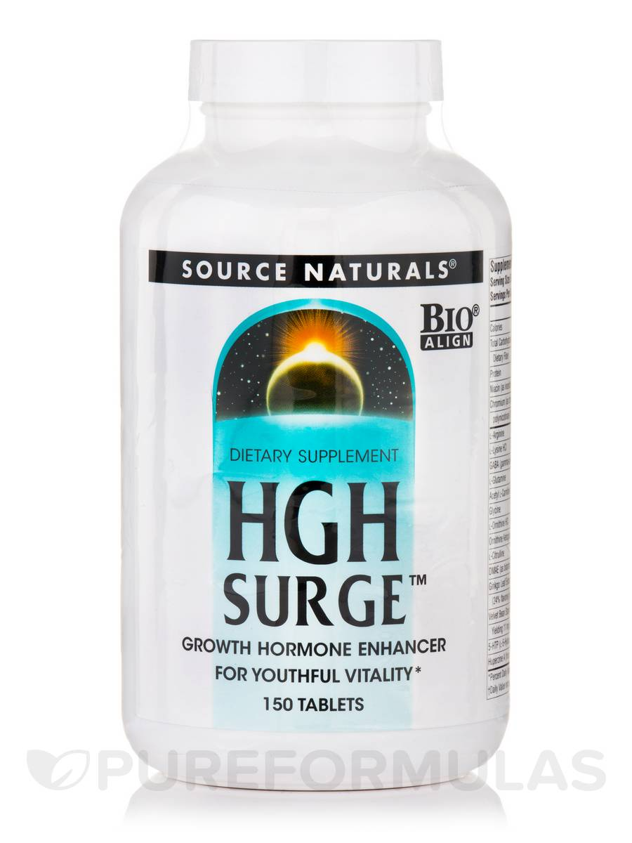 HGH Surge Tabs - 150 Tablets
