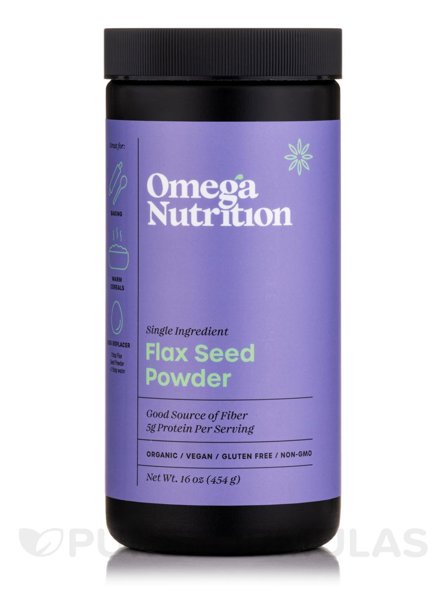 Hi Lignan® Nutri Flax® Flax Seed Powder - 16 oz (454 Grams)
