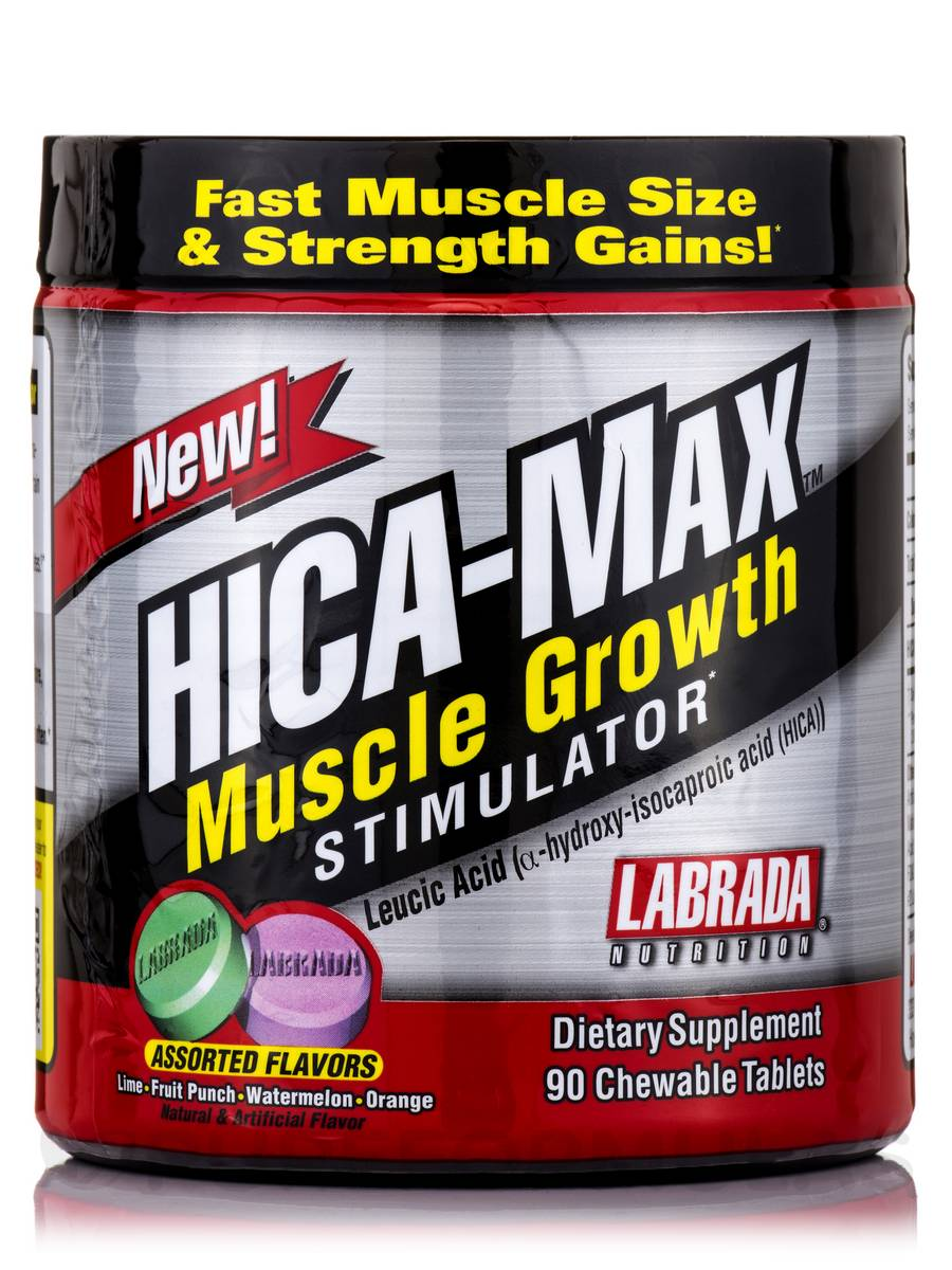 HICA-Max - 90 Chewable Tablets
