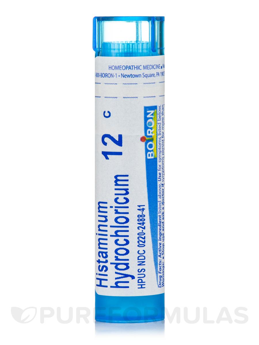 Histaminum Hydrochloricum 12c