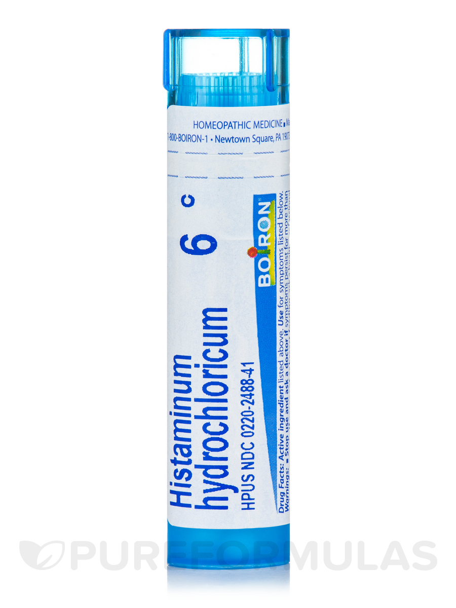 Histaminum Hydrochloricum 6c