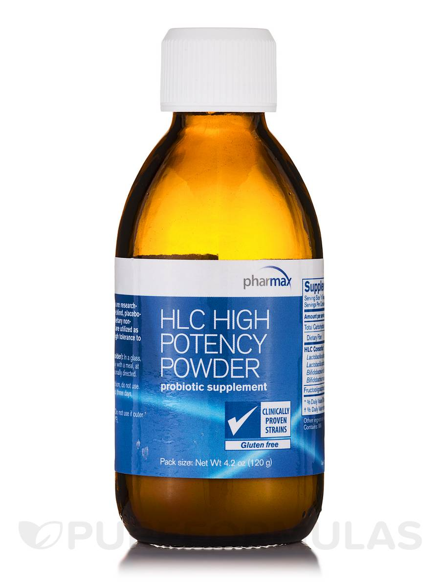 HLC High Potency Powder - 4.2 oz (120 Grams)