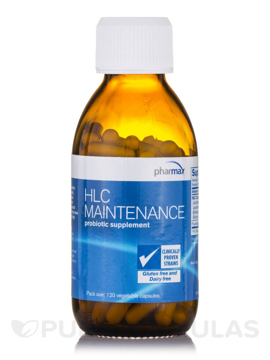 HLC Maintenance - 120 Capsules