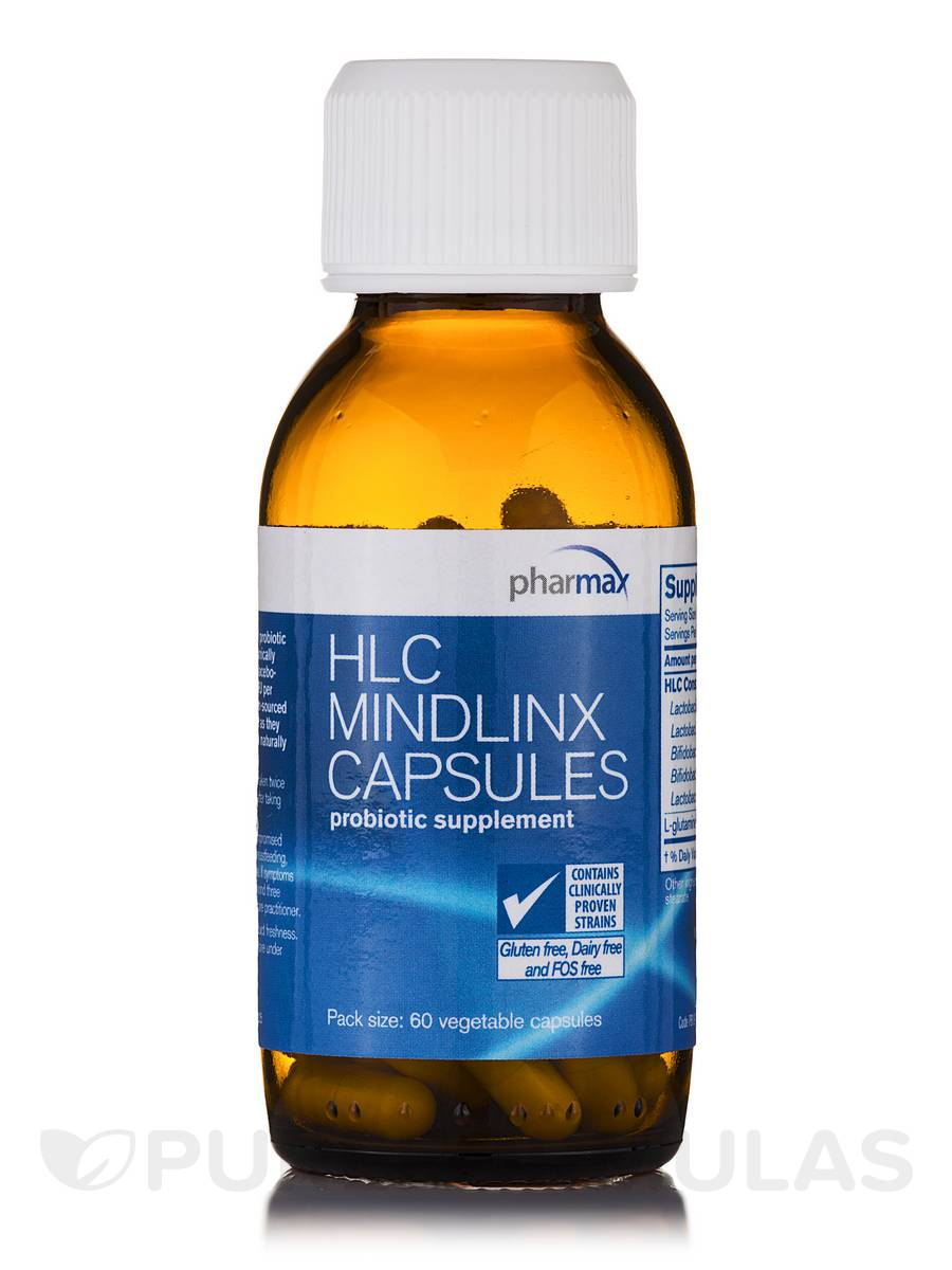 HLC MindLinx - 60 Vegetable Capsules