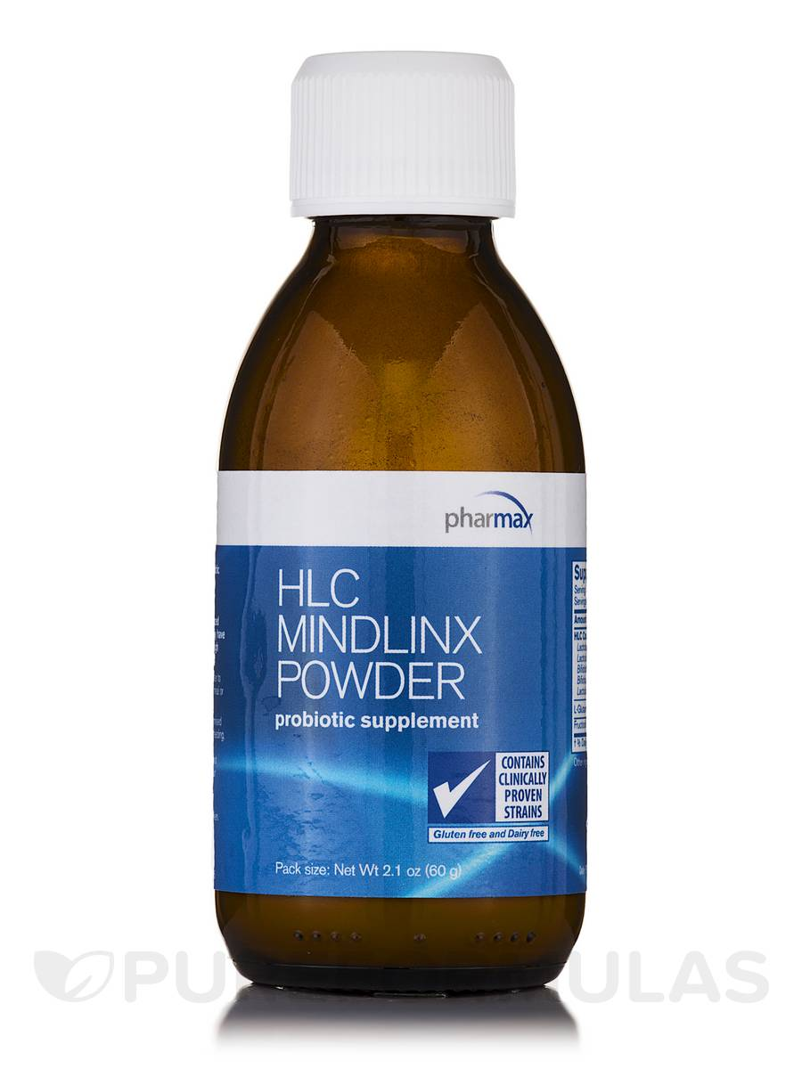 HLC MindLinx Powder - 2.1 oz (60 Grams)