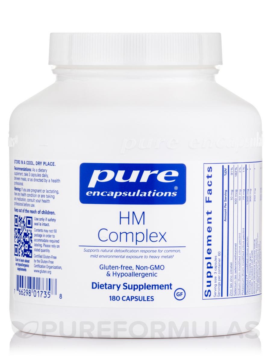HM Complex - 180 Capsules