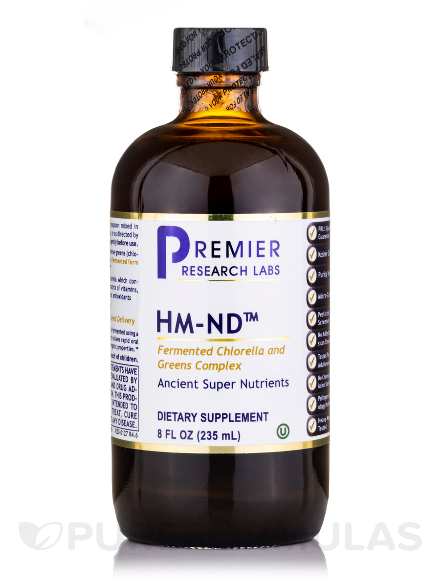 Detox-ND™ - 8 fl. oz (235 ml)
