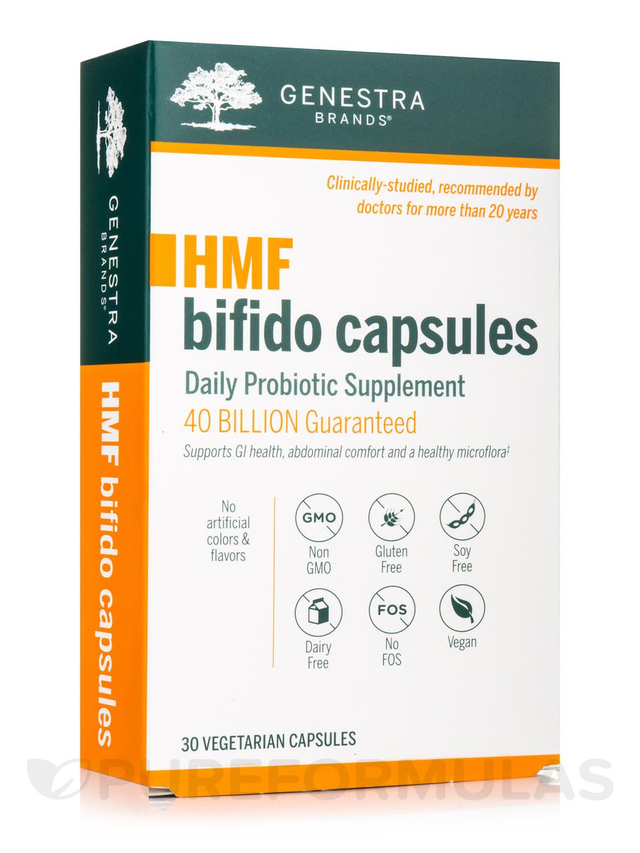 HMF Bifido Capsules - 30 Vegetarian Capsules