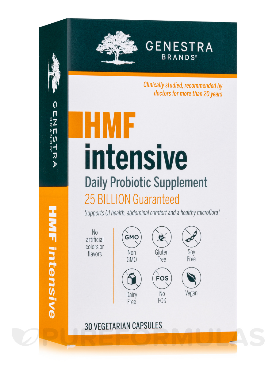 HMF Intensive - 30 Vegetable Capsules