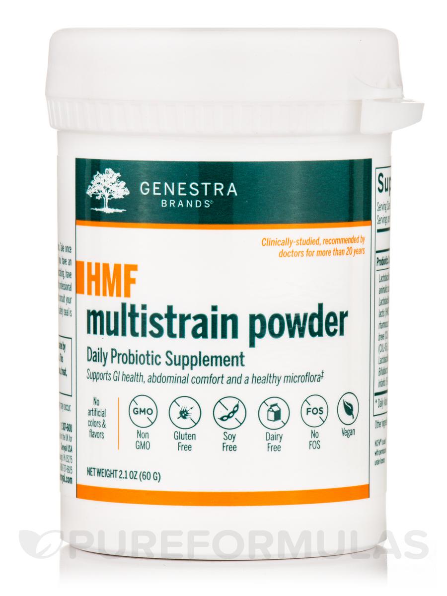 HMF Multistrain Powder - 2.1 oz (60 Grams)