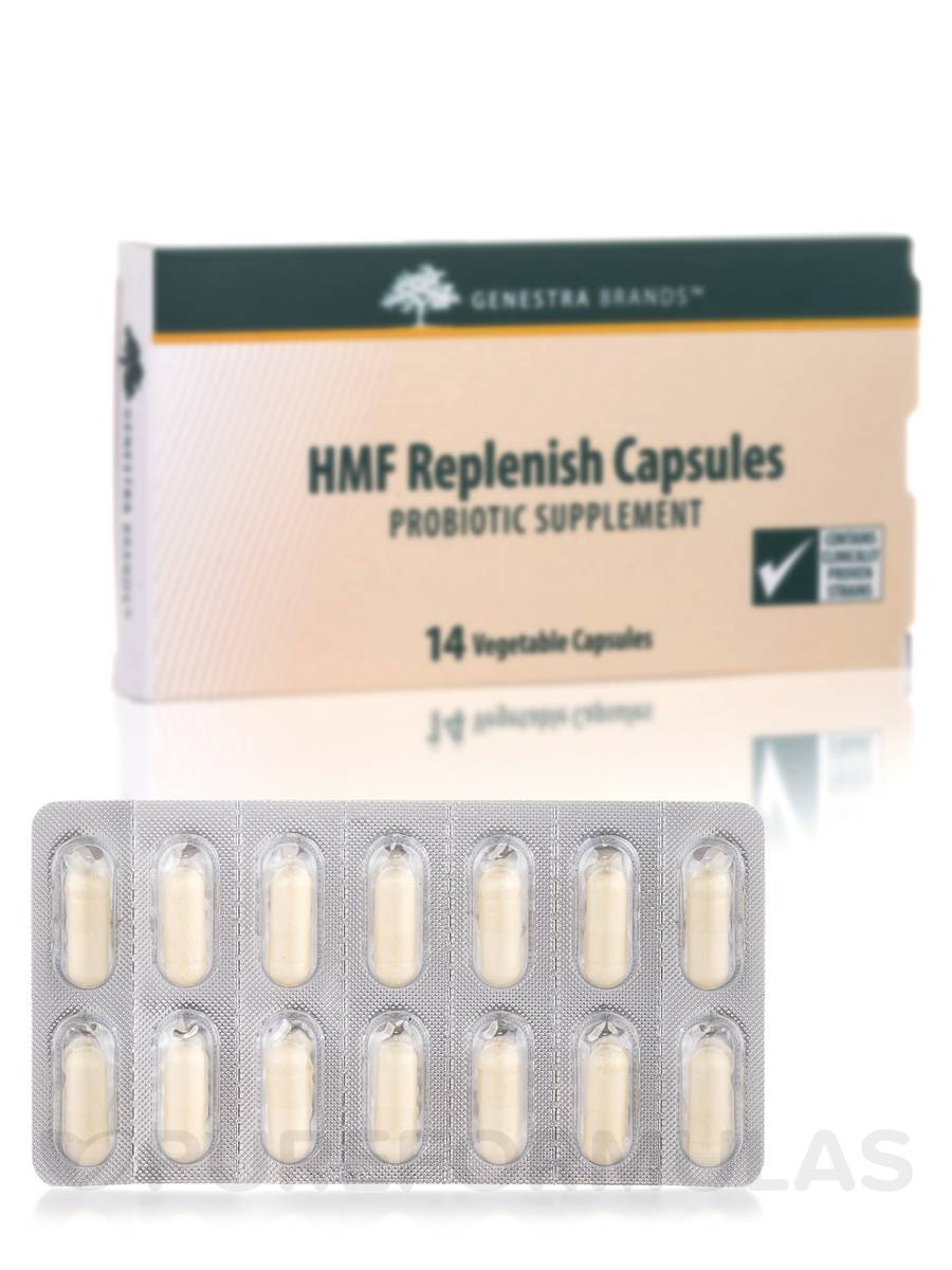 HMF Replenish Capsules - 14 Vegetable Capsules