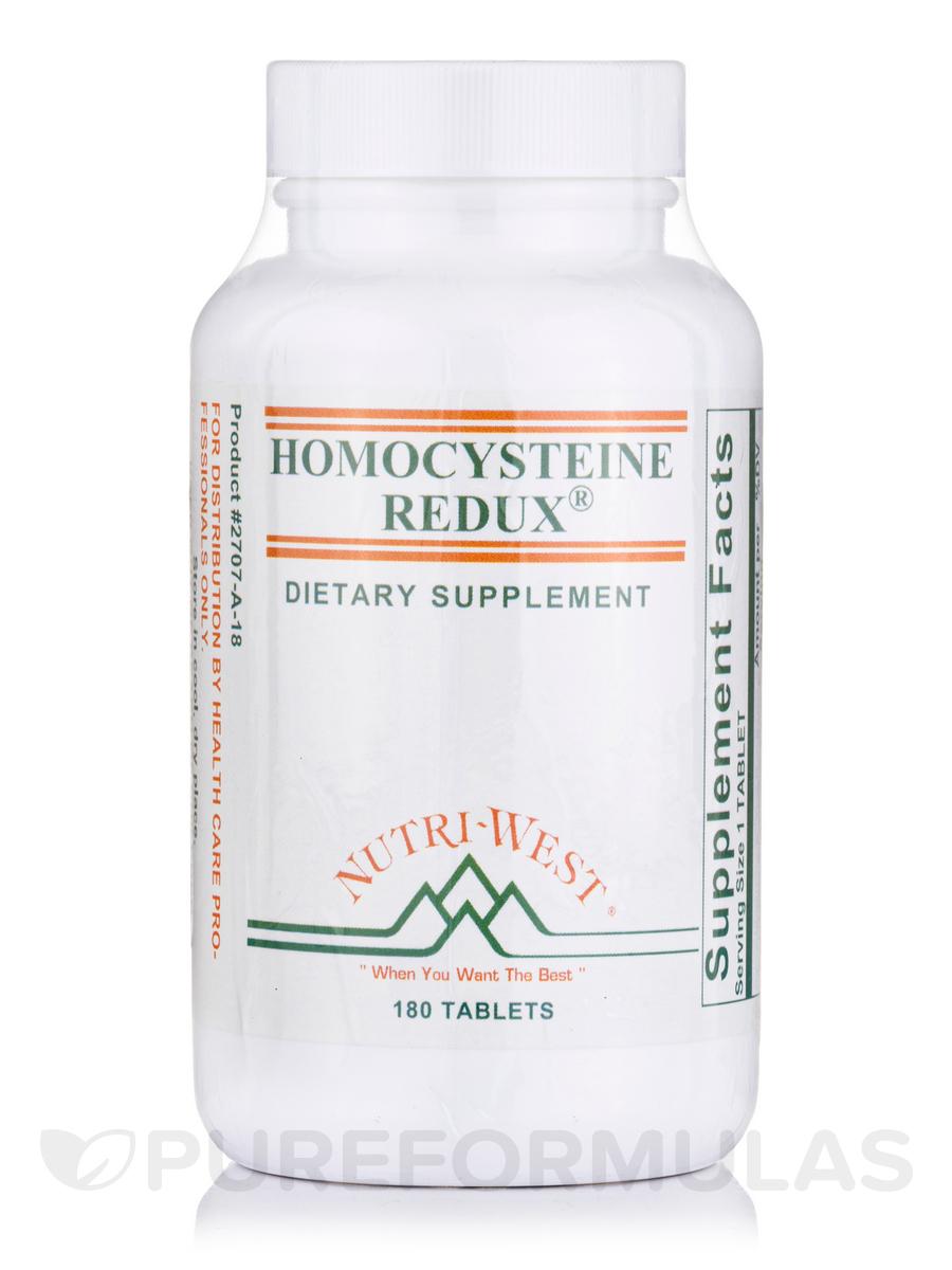 Homocysteine Redux® - 180 Tablets