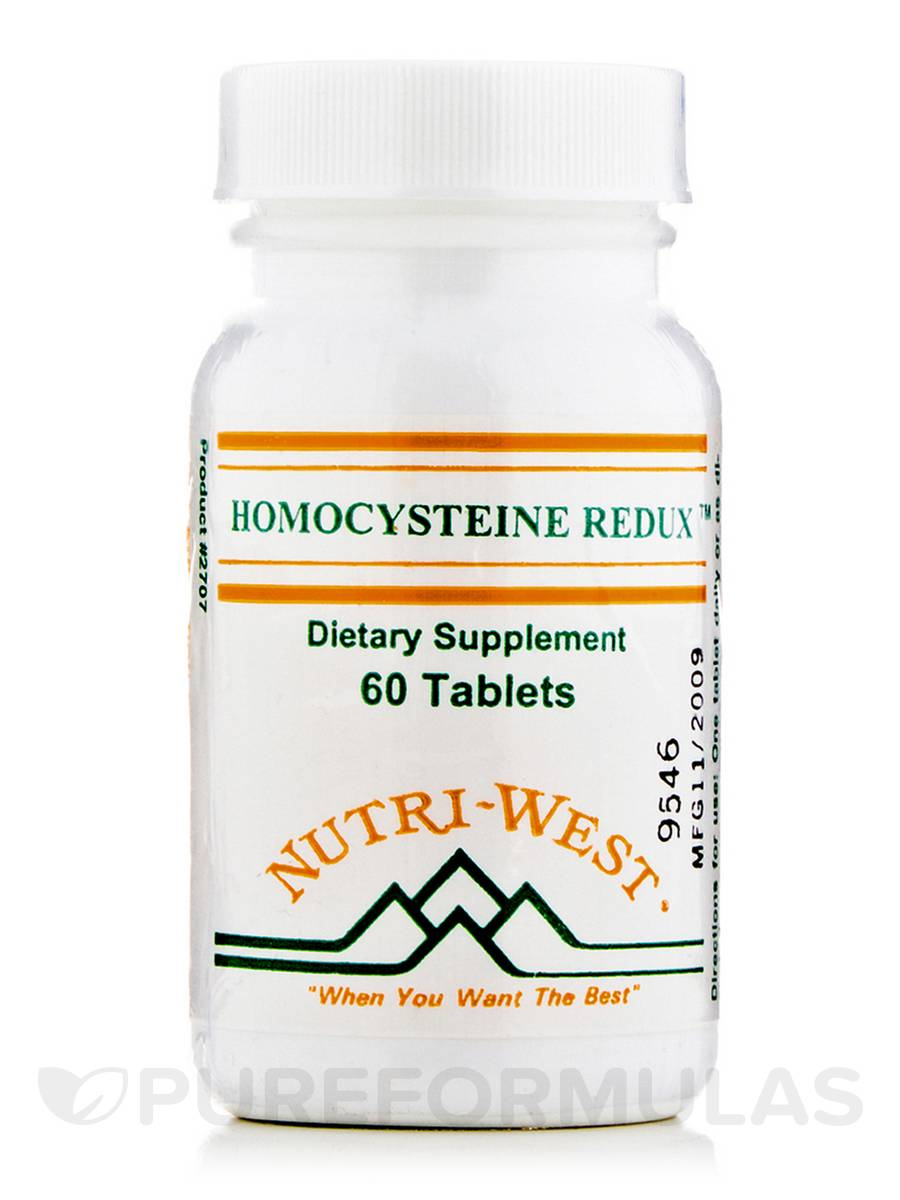 Homocysteine Redux® - 60 Tablets