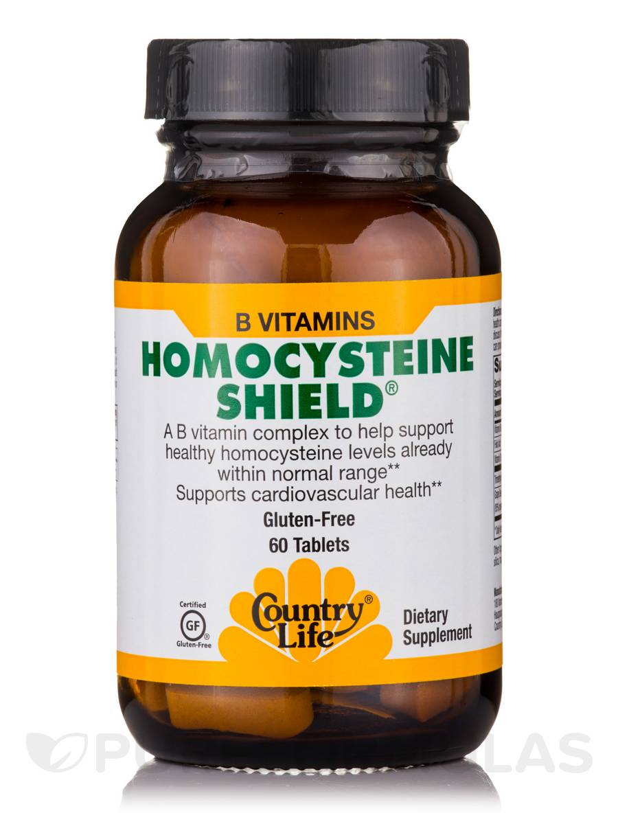 Homocysteine Shield - 60 Tablets