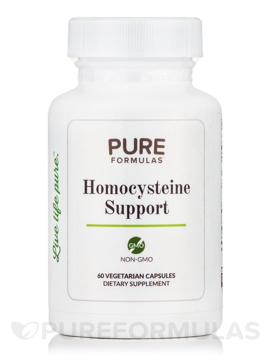 Homocysteine Support - 60 Vegetarian Capsules