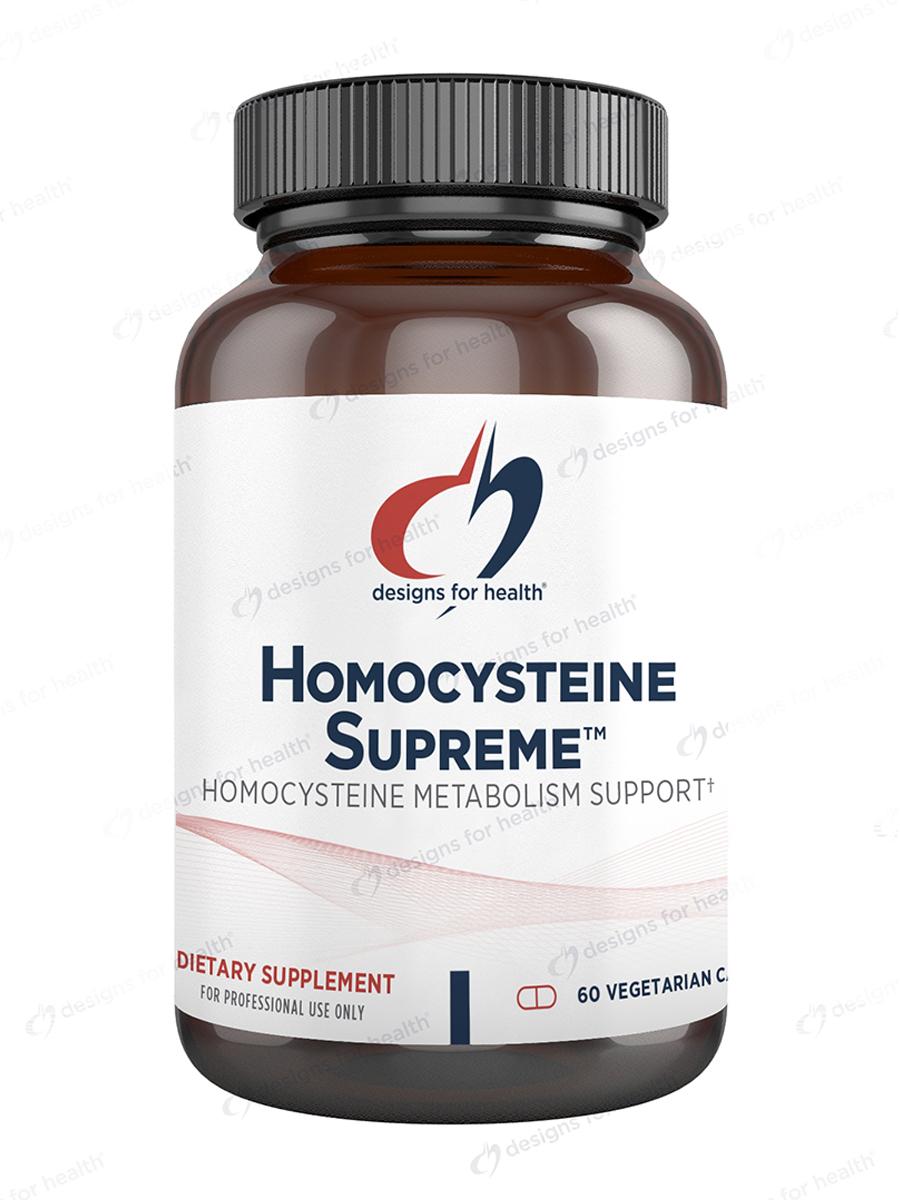 Homocysteine Supreme™ - 60 Vegetarian Capsules