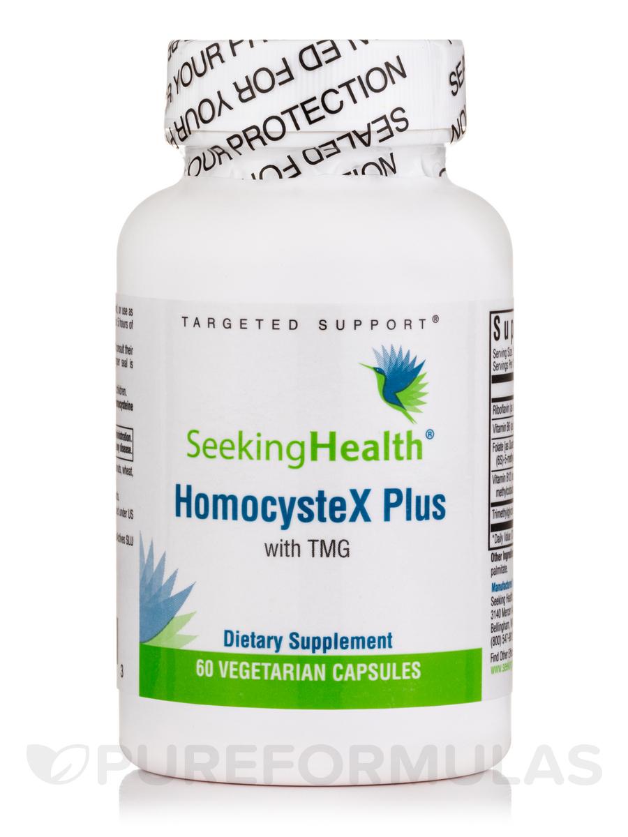 HomocysteX Plus - 60 Vegetarian Capsules