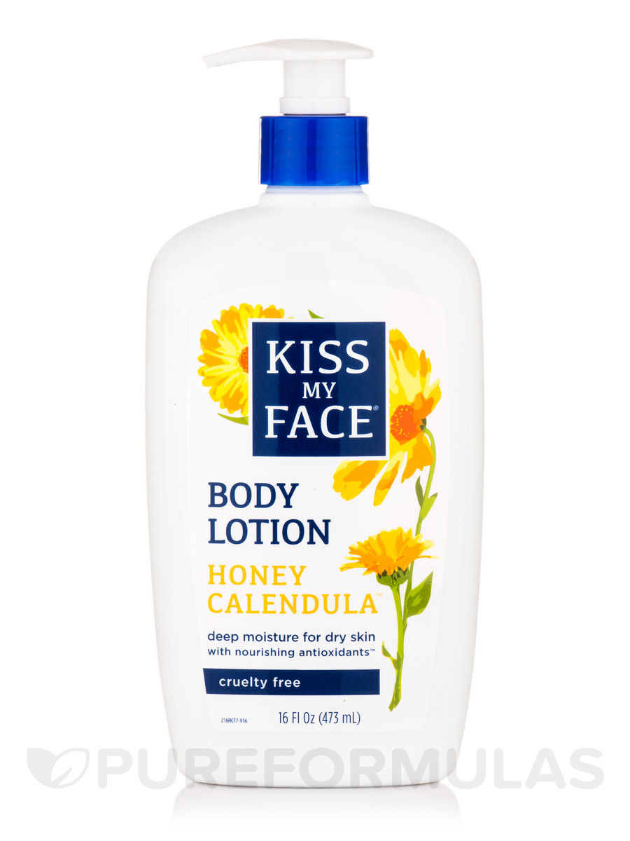 Honey Calendula Moisturizer - 16 fl. oz (473 ml)