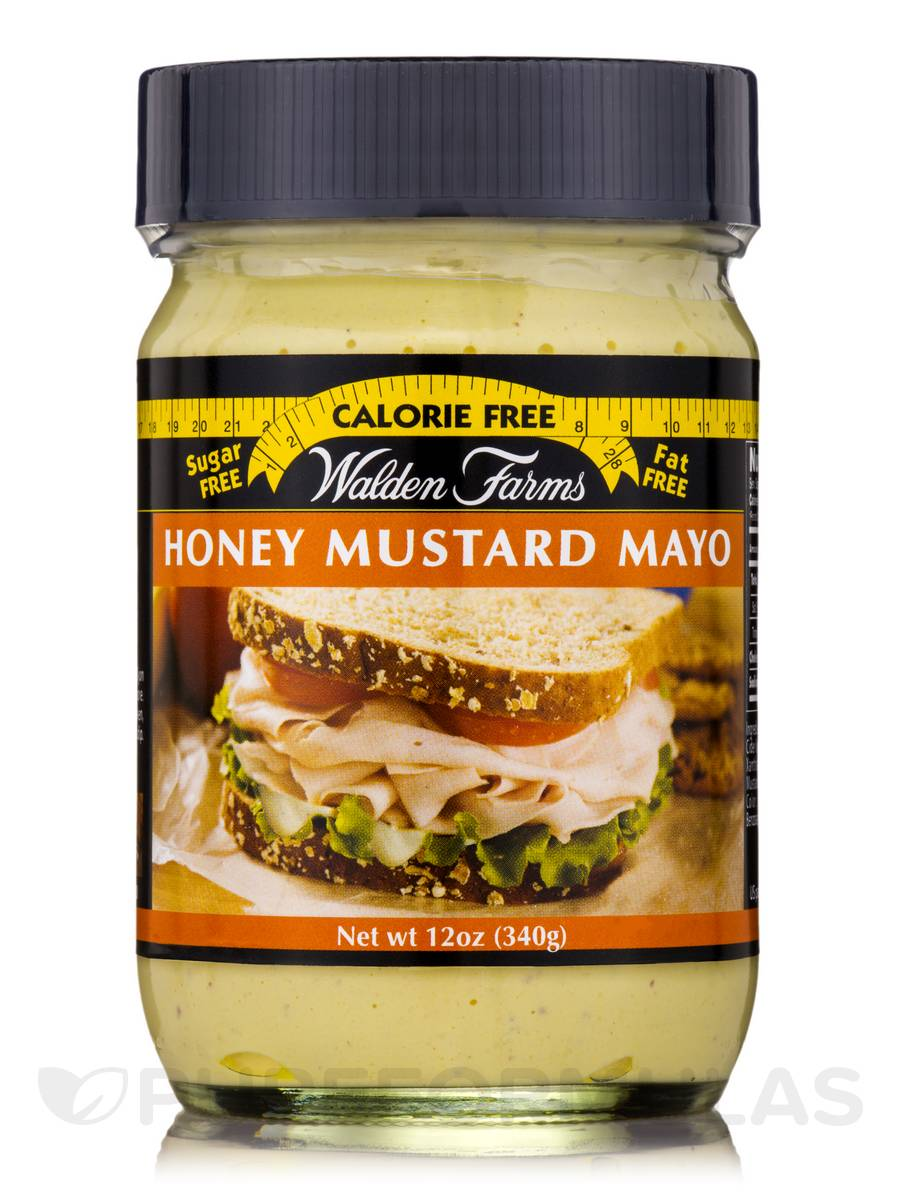 Honey Mustard MAYO Jar - 12 oz (340 Grams)