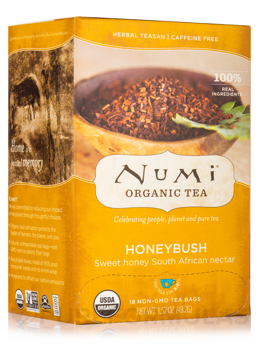 Honeybush Teasan Tea - 18 Tea Bags