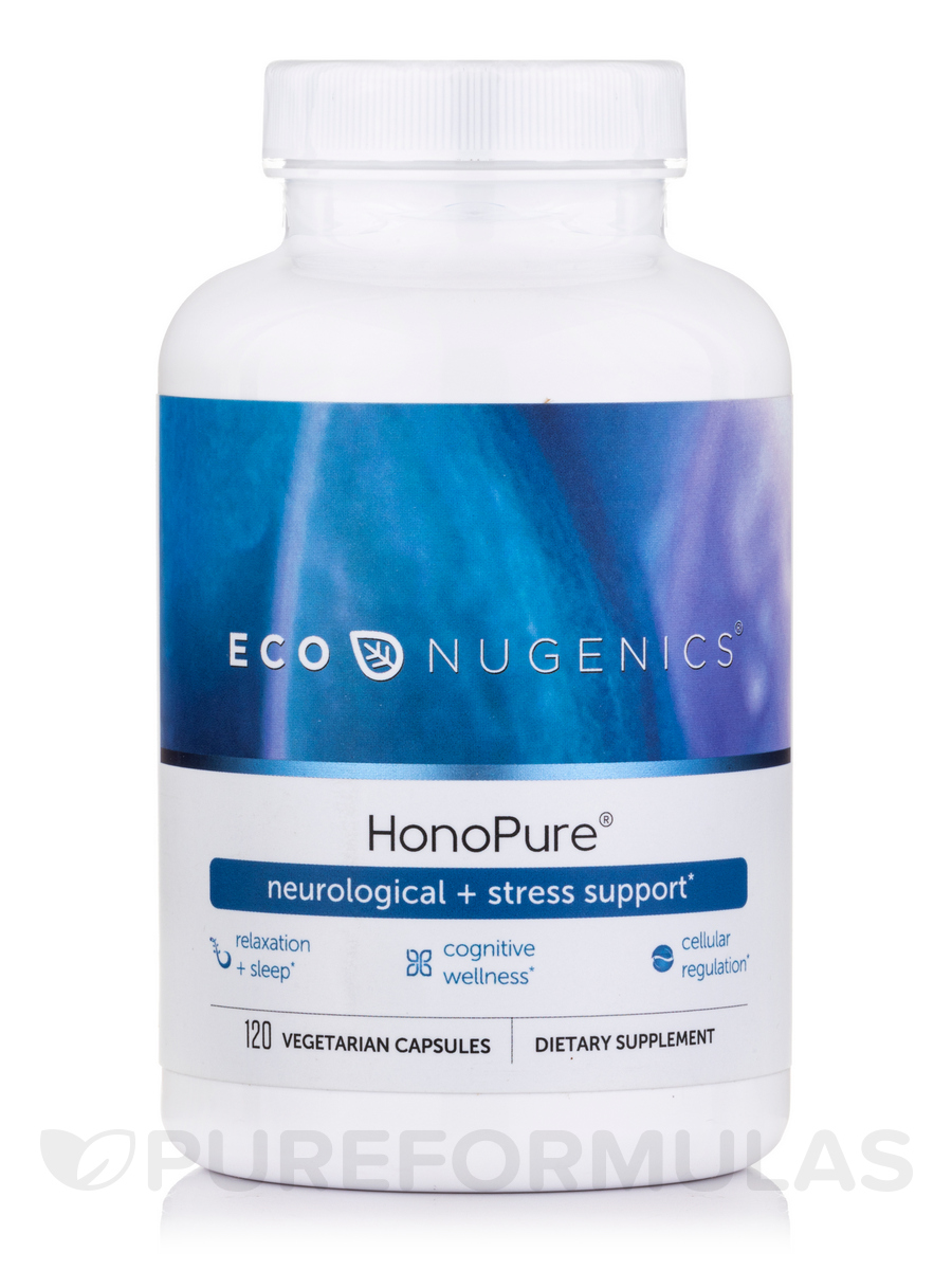HonoPure - 120 Vegetable Capsules