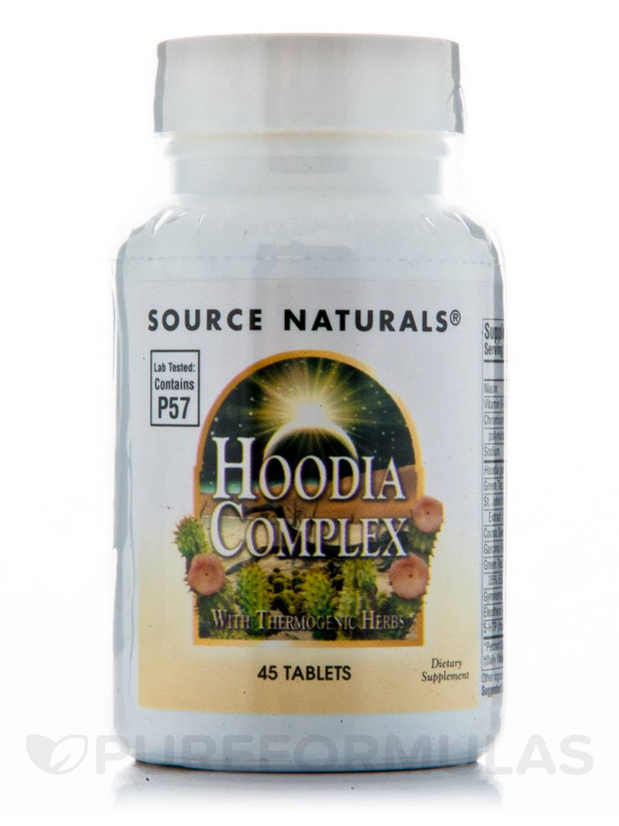 Hoodia Complex - 45 Tablets