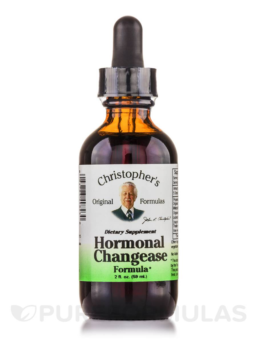 Hormonal Changease Formula - 2 fl. oz (59 ml)