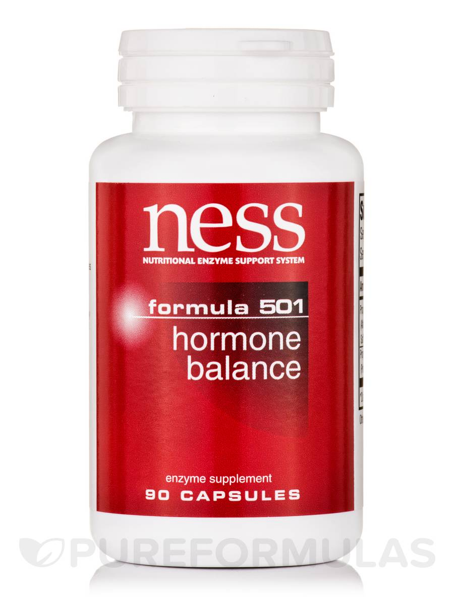 Hormone Balance (Formula 501) - 90 Capsules