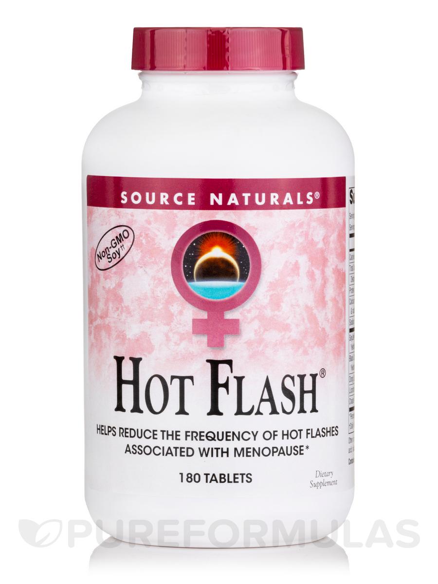 Hot Flash - 180 Tablets