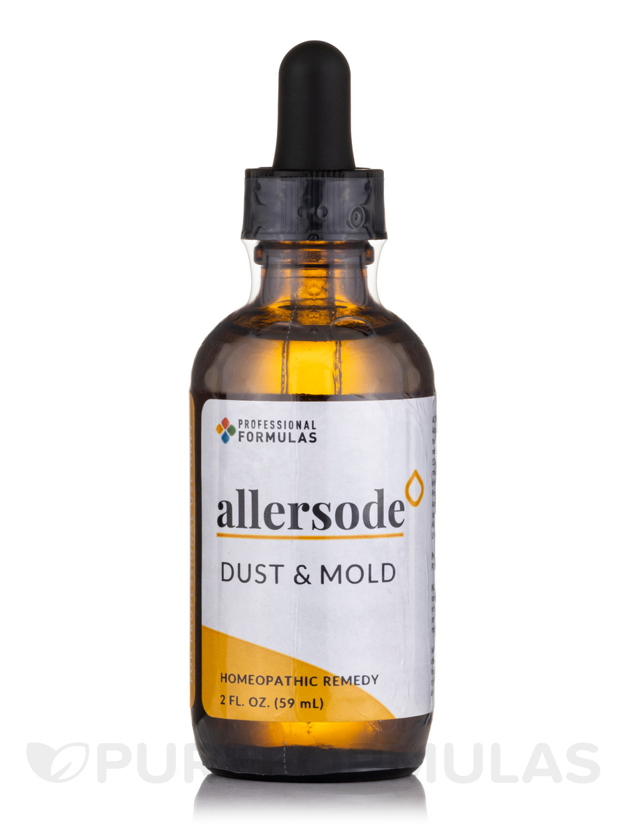Household Dust & Mold Mix - 2 fl. oz (60 ml)