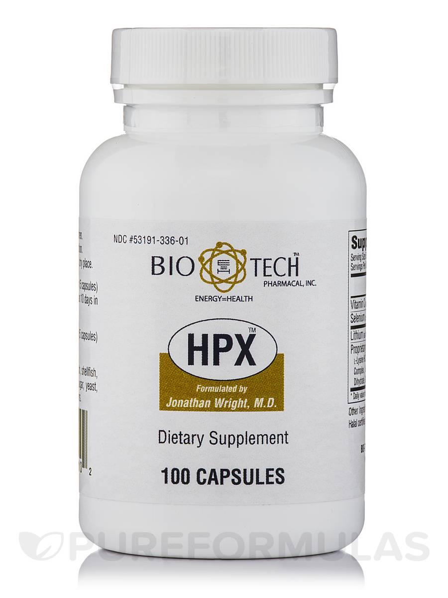 HPX - 100 Capsules