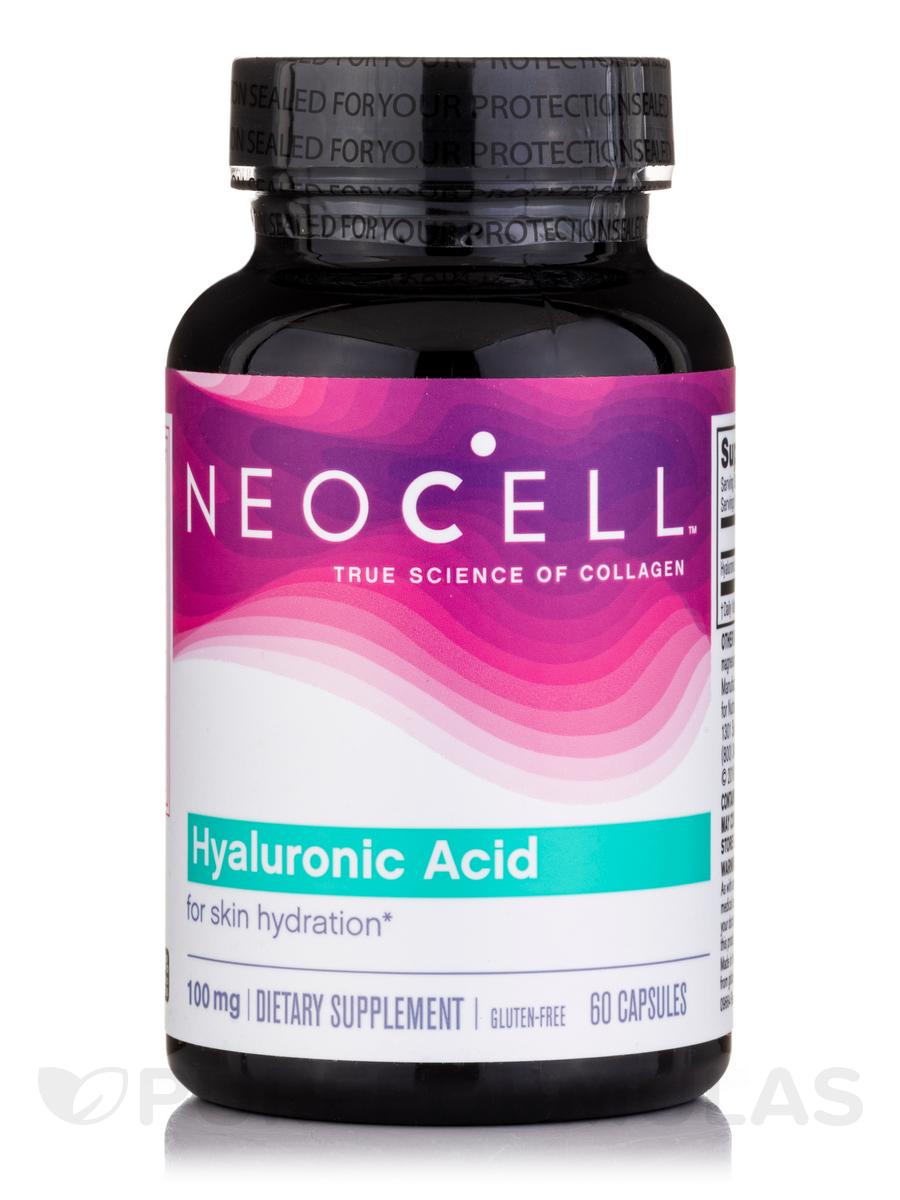 Hyaluronic Acid - 60 Capsules