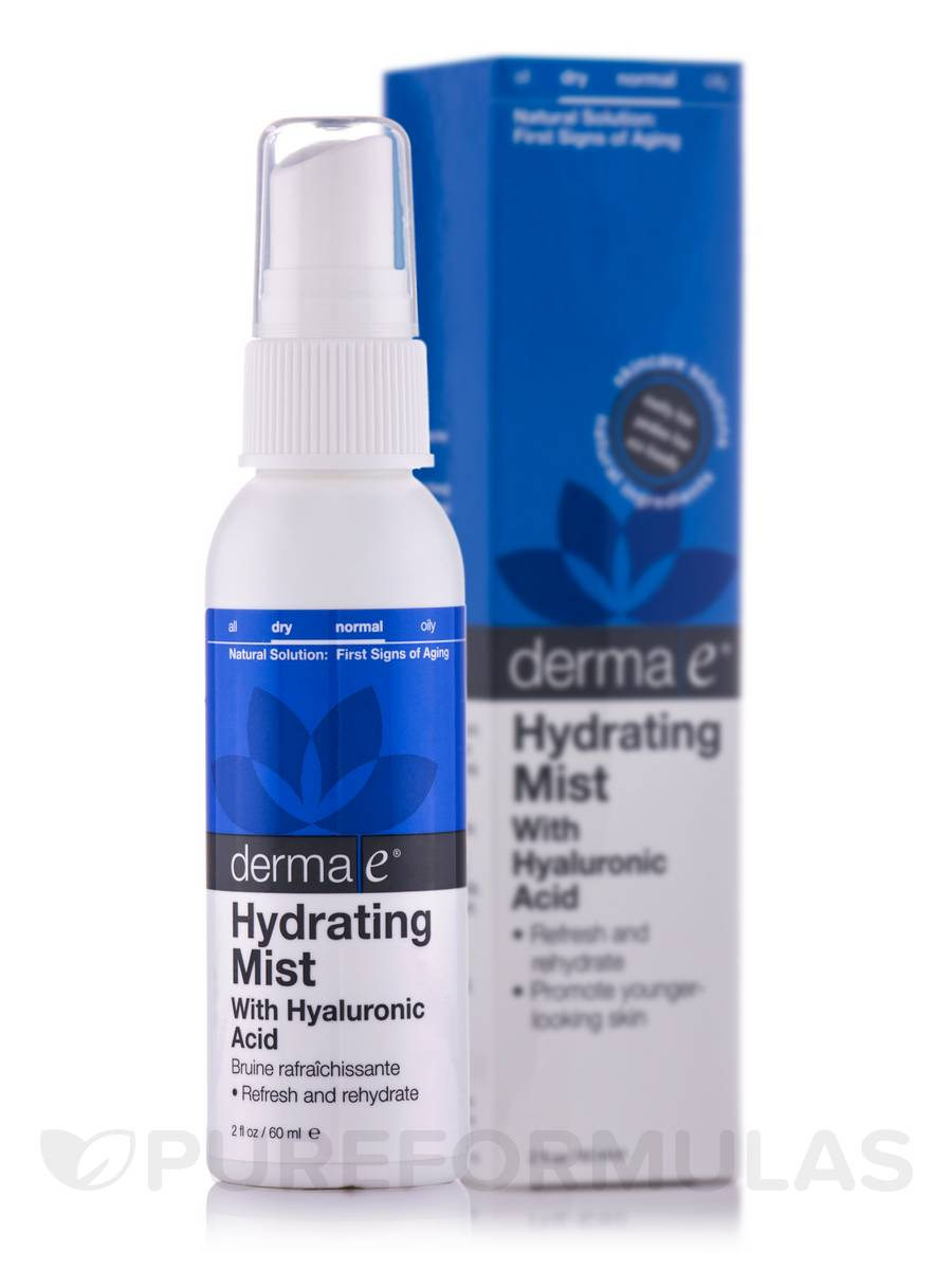 Hyaluronic Acid Hydrating Mist - 2 fl. oz (60 ml)
