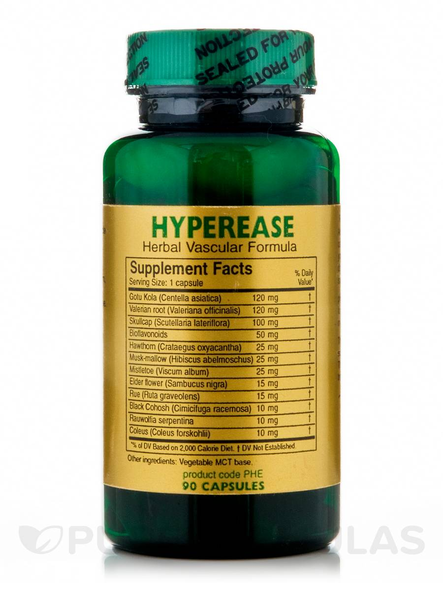 Hyperease - 90 Capsules